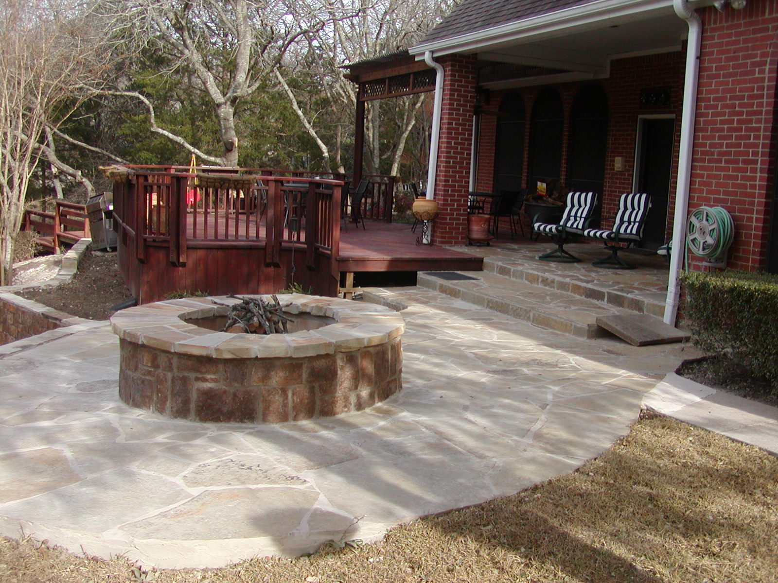 Russell Firepit 2