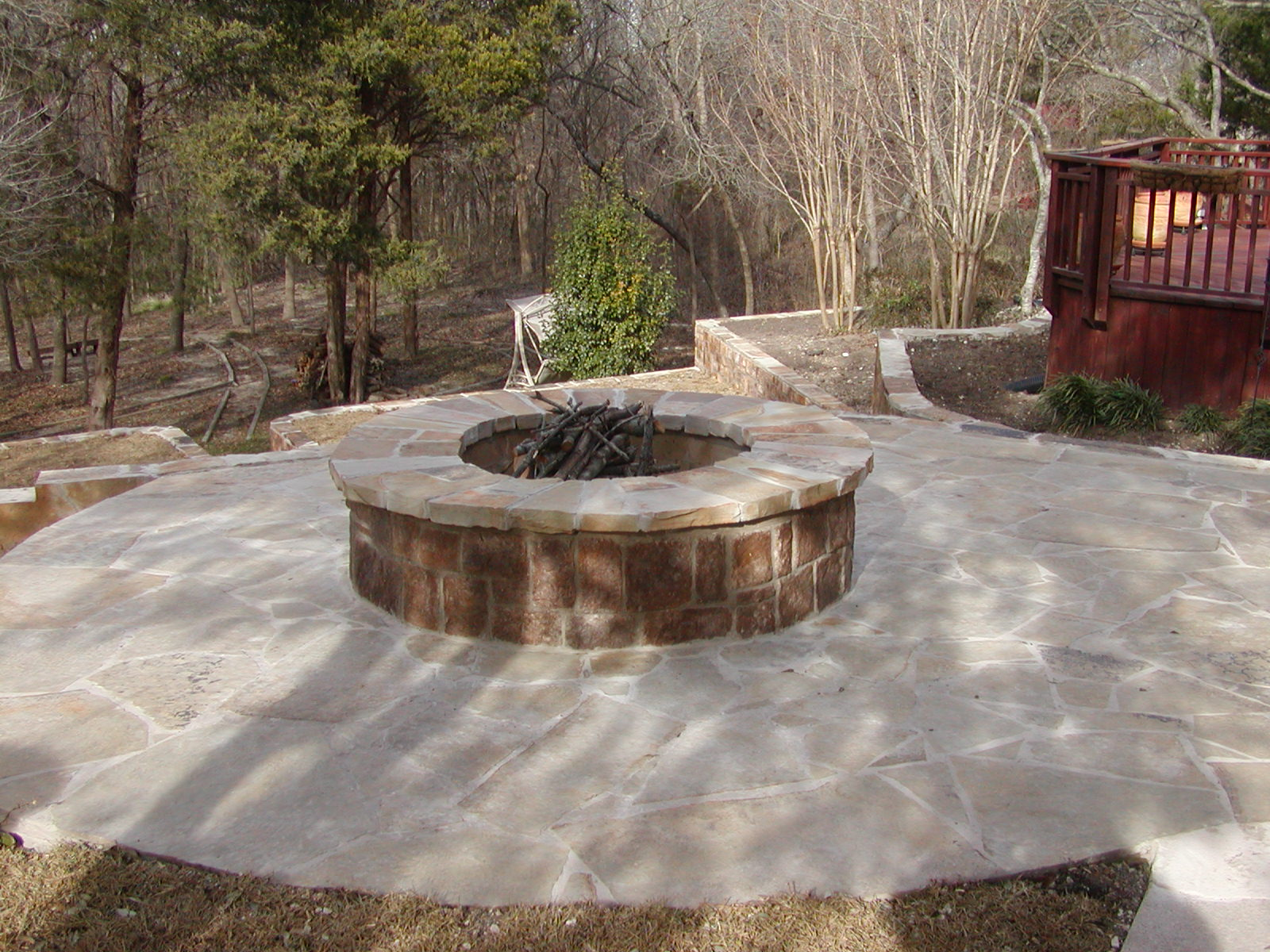 Russell Firepit 3
