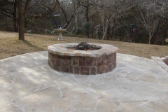Russell Firepit 4