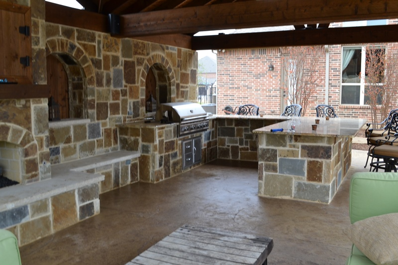 Summer is about being out side is your Outdoor Kitchens ready for the heat?