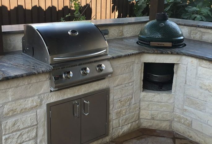 Can you can use an Outdoor Kitchen all year round?