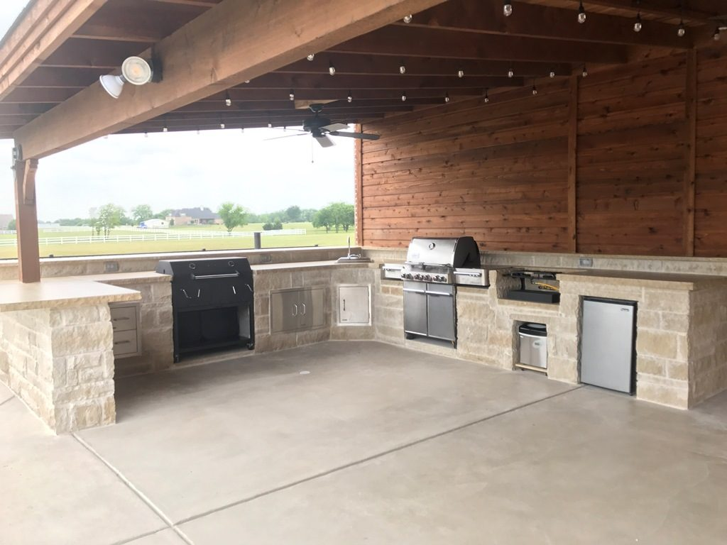 Value of an Outdoor Kitchen