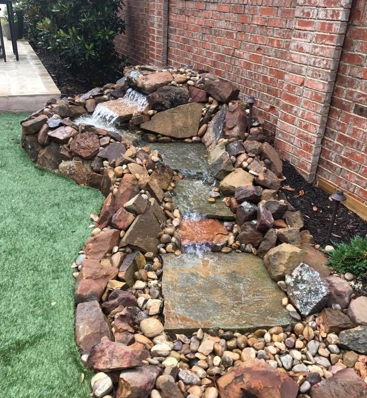 Should I add a waterfall to my landscaping?